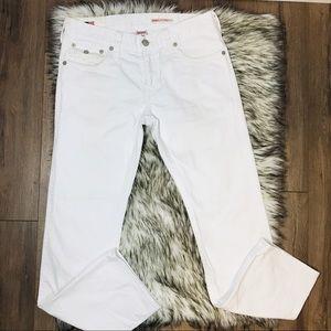 True Religion Ricky Straight Leg Jeans W33 L33